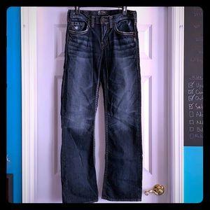 Silver Craig Men's Size 32/34 Jeans
